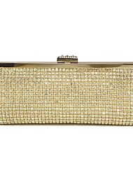 Metal Wedding/Special Occasion Clutches/Evening Handbags with Rhinestones (More Colors)