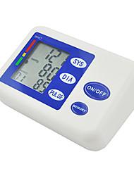 Braço Simples Monitor de Pressão Arterial (branco)