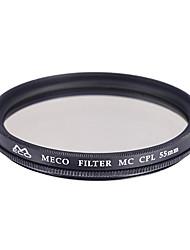 DEBO CPL Filtro para Câmera (55 mm)
