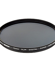 BENSN 72mm SLIM Super DMC C-PL Camera Filter