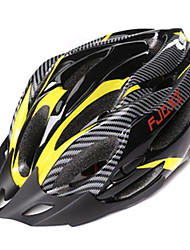 FJQXZ Women's / Men's / Unisex Half Shell Bike helmet 21 Vents Cycling Cycling / Mountain Cycling / Road Cycling / Recreational Cycling