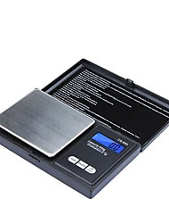 Alta Precisión Mini electrónico digital joyería Escala del bolsillo de pesaje Balanza portátil 650g/0.1g