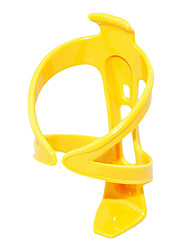 FJQXZ High-ductility Plastic Yellow Water Bottle Cage