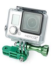 ЧПУ Алюминиевый GoPro Трехходовой расширение поворотного рычага