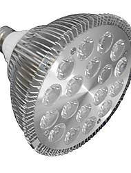 E27 18w 1400-1500 lm теплый белый / натуральный белый par38 пятно света шарики шарика ac 100-240 v