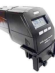 Cronometraje electrónico Alimentador automático de pescado de peces de acuario