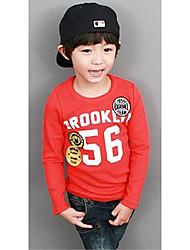 Boy's Joker figuur Patroon Leisure Lange Koker