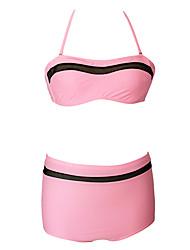 Pink Beauty Summer Bikini de femmes