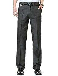 Men's Business Casual Cotton Pants