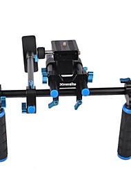 Commlite Double-hand Video Rig and Support with Shoulder Pad