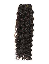 22inch Indian Hair Weft Deep Wave Grade 5A 100g More Colors Avaliable