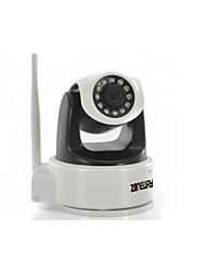 ZONEWAY® Indoor 720P Wireless ONVIF IP Camera(Plug and Play, SD Card Slot, WPS Function),P2P