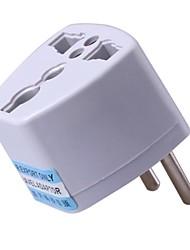 KPT-17 de alta qualidade Multifuncional Universal UE Viagem AC Power Adapter Plug (250V, 10A)