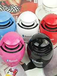 Clásicos de manos libres inalámbrico Bluetooth Speaker Sphere funciona con TF Mp3 iPhone Mp4 Laptop Tablet PC (D600)