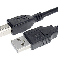 Copper USB2.0 Printer Cable (A to B, Black)