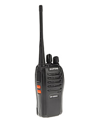 Baiston 400.00-470.00MHz 5W DSP CTCSS / DCS radio de dos vías Walkie Talkie Transceptor Interphone