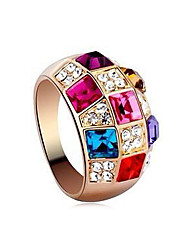 MEET YOU Colorful Fashion Ring