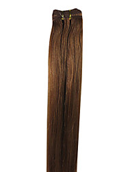 20inch 5A Indian Hair Weft Silky Straight 100g More Colors Avaliable