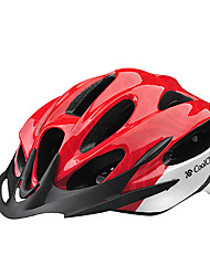 CoolChange EPS Red Integrally-molded Cycling Helmet