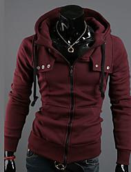 Men's Sweats & Hoodies , Cotton Casual Elecsun