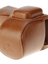B-5Т-х комн Мини сумка для камеры (коричневый)