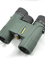 Visionking 8X25 Roof Outdoor Camping/Hunting/Travelling Compact Green Waterproof Bak4 Nitrogen Filled Binoculars Telescopes