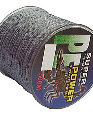500M / 550 Yards PE Braided Line / Dyneema / Superline Fishing Line Gray 70LB / 80LB / 100LB 0.4,0.45,0.5 mm ForSea Fishing / Freshwater