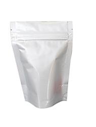 Bleuets 17*23cm Stand up Zipper Plastic Ziplock Foil 1Kg Powder Aluminum Bags