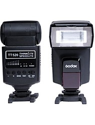 TT520 Speedlite flash til Canon Nikon