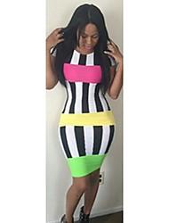 Женская Горячие Продажа Мода Экспорт Сексуальная платье повязки