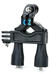 TOZ TZ-GP132 Double Sides Bicycle Stand Holder for GoPro Hero 3+ / 3 / 2