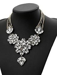 Neuf femmes contracté Fleurs Drill collier coûteux de mode de short