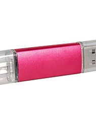 4GB Flash Drive USB OTG para Móviles y Tablet PC.