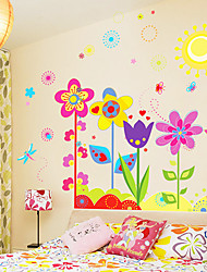Colorful Sunflower Wall Stickers