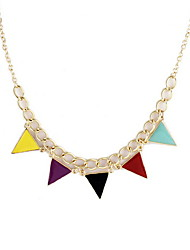 Kayshine Punk Style Multi-Color Necklace