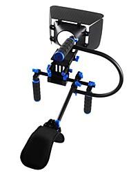 Version de base de la plate-reflex à bandoulière appareil photo avec simple de type C + portable Boîte + mat