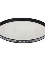 ZOMEI Camera ottici professionali cornice Ultra Slim Filtro MCUV (77 millimetri)