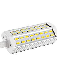 R7S 12W 48 SMD 5730 2400 LM Warm White T LED Corn Lights AC 220-240 V