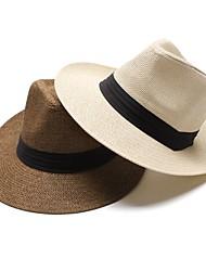 écran solaire de Voyage quelques chapeau de paille de unisexe