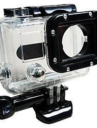 Gopro Accessories Protective Case For Gopro Hero 3 Plastic Transparent