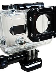 Acessórios GoPro Case Protectora Para Gopro Hero 3 Plástico transparente