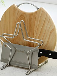 "Orange®  1Pcs Cutting Board Racks Knife Carrier Spatulas&Pot Lid Racks,Stainless Steel L7.7""*W6.3""*H7.7"""
