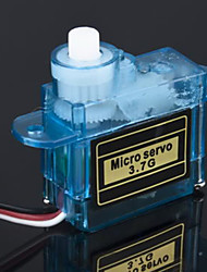 Coreless Motor Micro Servo 3.7G Set (with accessories)
