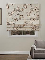 Stile Painted Country mano classico Lascia il pattern di Eco-friendly Ombra Roman