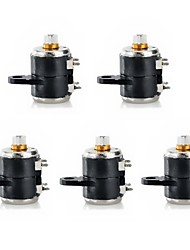 Jtron 6mm  Micro 2-Phase 4-Wire Stepper Motor