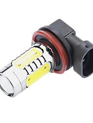 H11 H8 9006 11W Car LED Fog Lamp Automobile Light Bulbs Wedge High Power