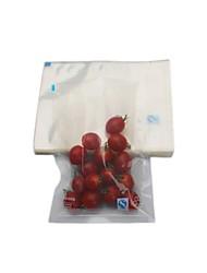 Bleuets A-Grade 17*23cm QS Printed Transparent Food 1 Kg Pack Vacuum Plastic Packing Bags