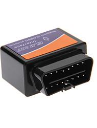Super Mini Bluetooth ELM327 OBD2 V1.5 Auto Car ferramenta de verificação de diagnóstico