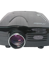 XP528 LCD Home Theater Projector WVGA (800x480) 1800 LED 90-450cm