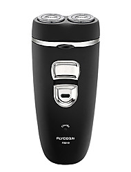 Flyco Two Heads Floating Rotary Personal Care Rechargable Electric Men Shaver